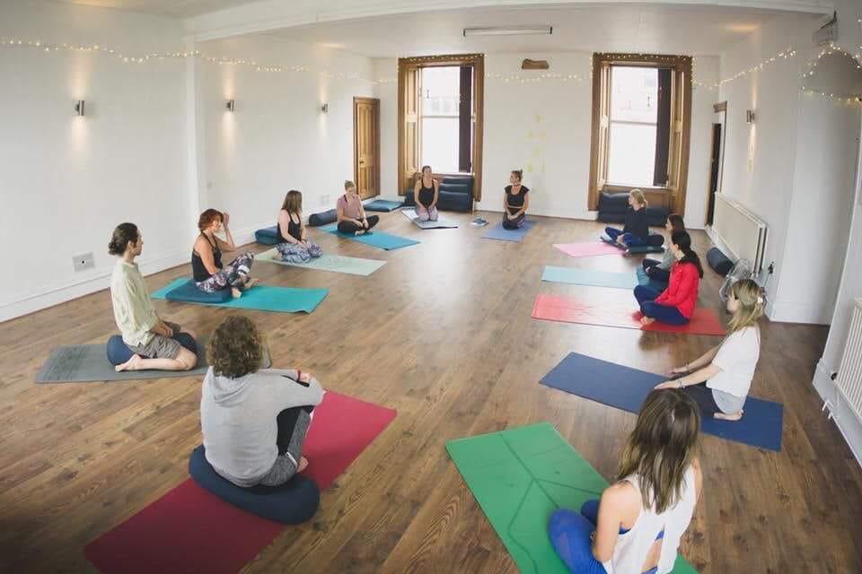 The LKY Yoga Studio