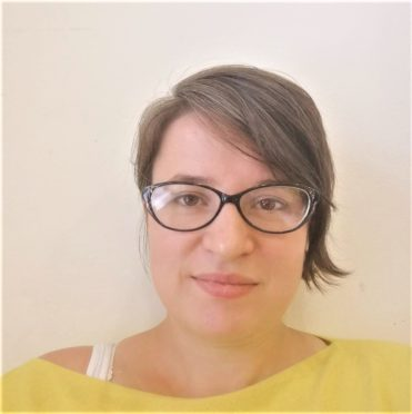 Martyna Lambon, Foyer educational psychologist.