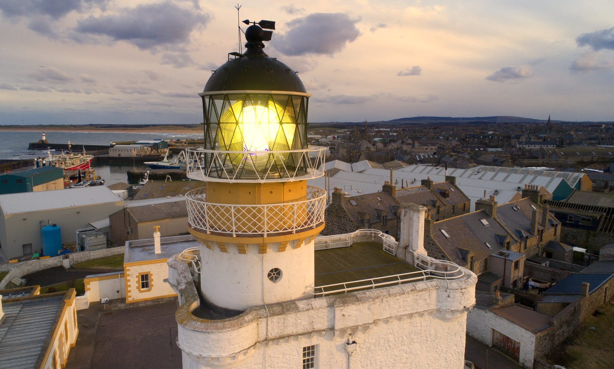 The Museum of Scottish Lighthouses in Fraserburgh has received a vital funding boost.