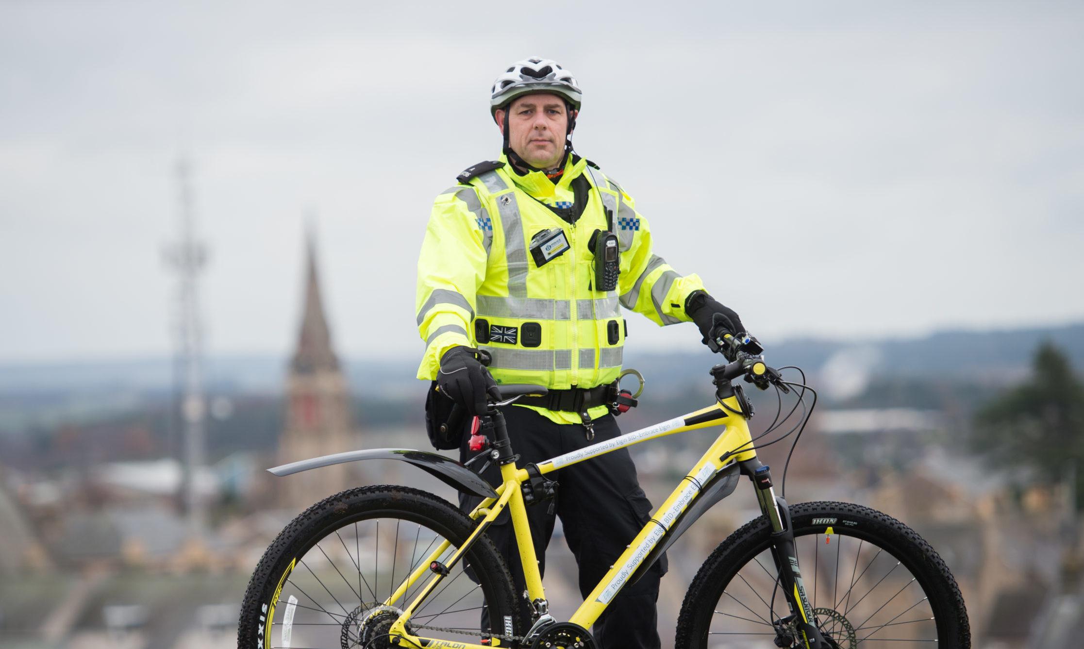 Constable Gordon McKay.