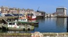 Peterhead Harbour.     Picture by Kami Thomson