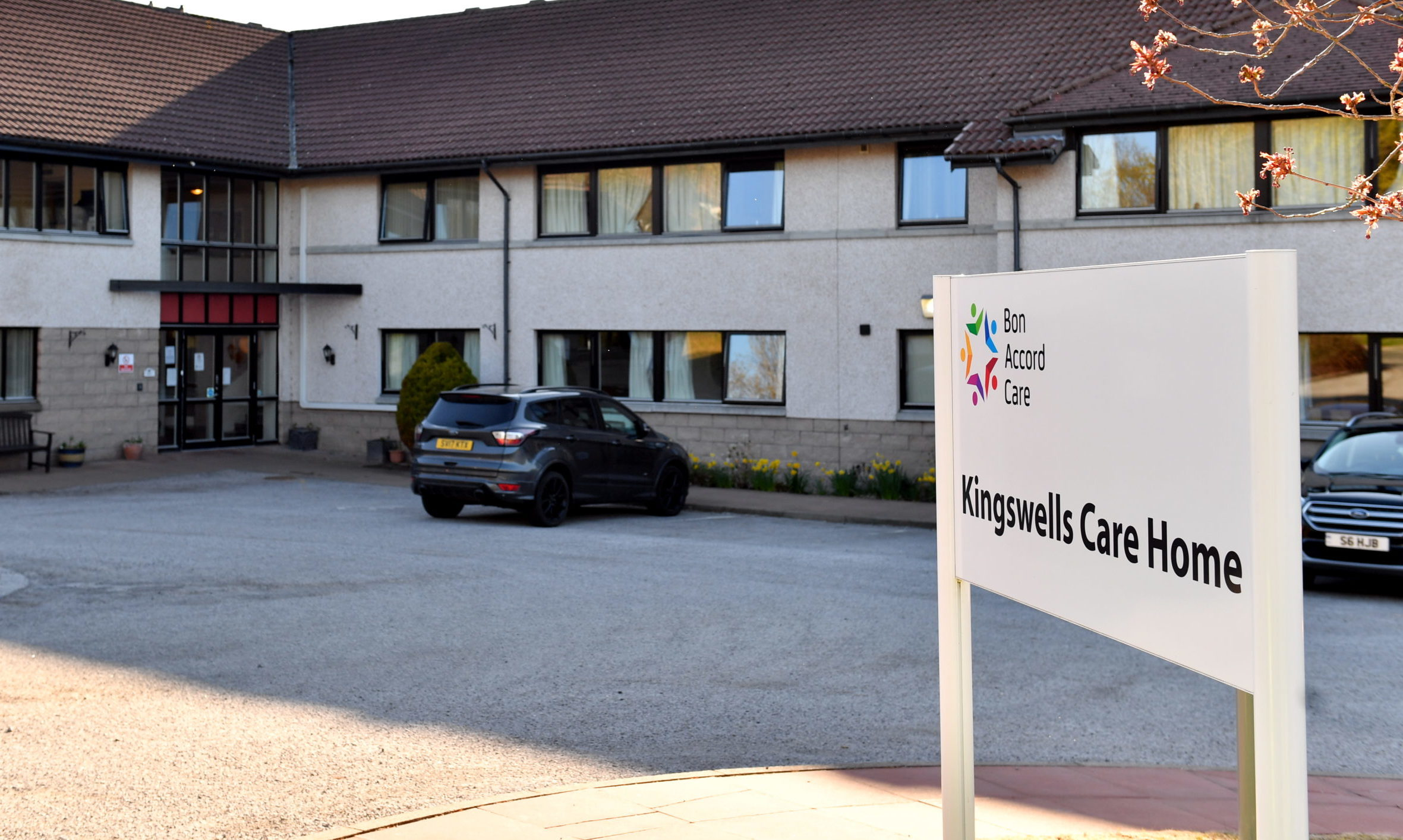 CR N/A  Coronavirus / Covid19 ;  Bon Accord Care, Kingswells Care Home, Kingswood Drive, where a number of residents have died with suspected coronavirus.       Picture by Kami Thomson         20-04-2020