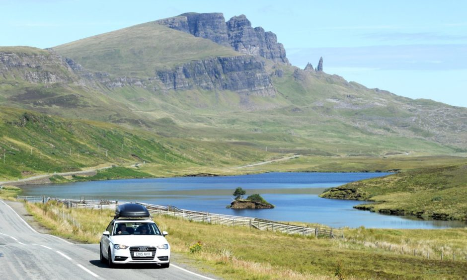"""There is """"not evidence"""" to suggest the R-number is lower in Scotland's rural areas."""