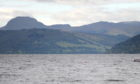 Loch Ness. Picture by Sandy McCook