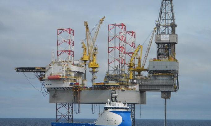 The Prospector 5 rig. Pic: Borr Drilling