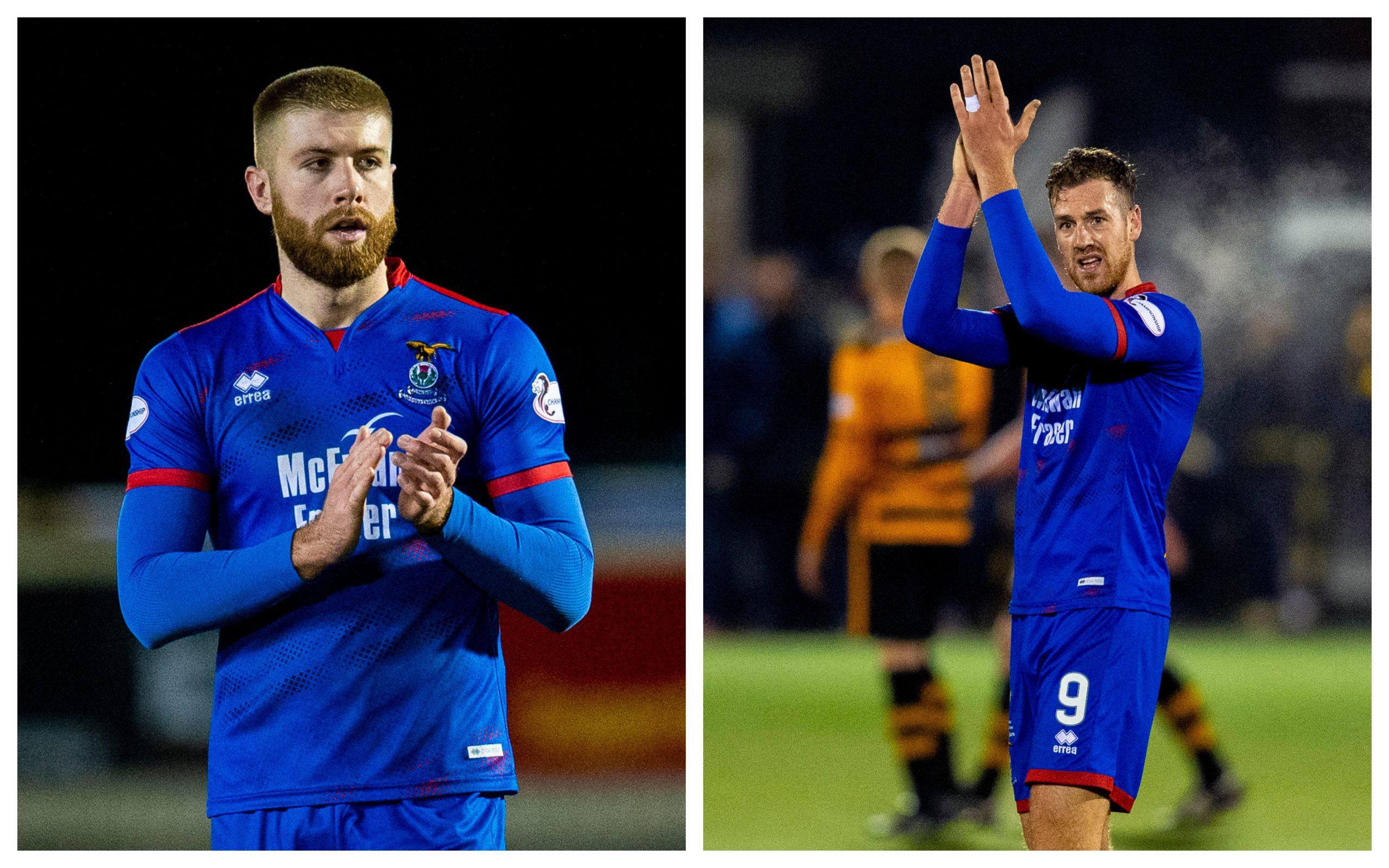 Shaun Rooney and Jordan White.
