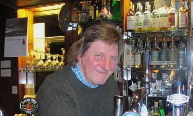 Sandy Brown has died aged 74.