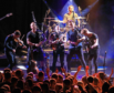 Skerryvore in more traditional stage action.