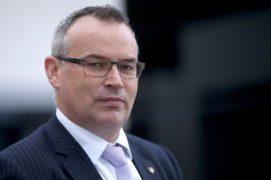 Calum Steele,  General Secretary of the Scottish Police Federation.