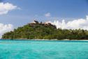 Multi-billionaire and non-UK taxpayer Sir Richard Branson's 75-acre Caribbean playground Necker Island instead.