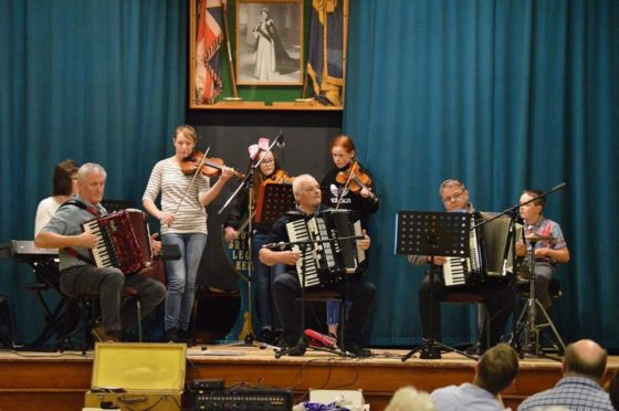 The North East Accordion and Fiddle Club will be on Keith Community Radio.