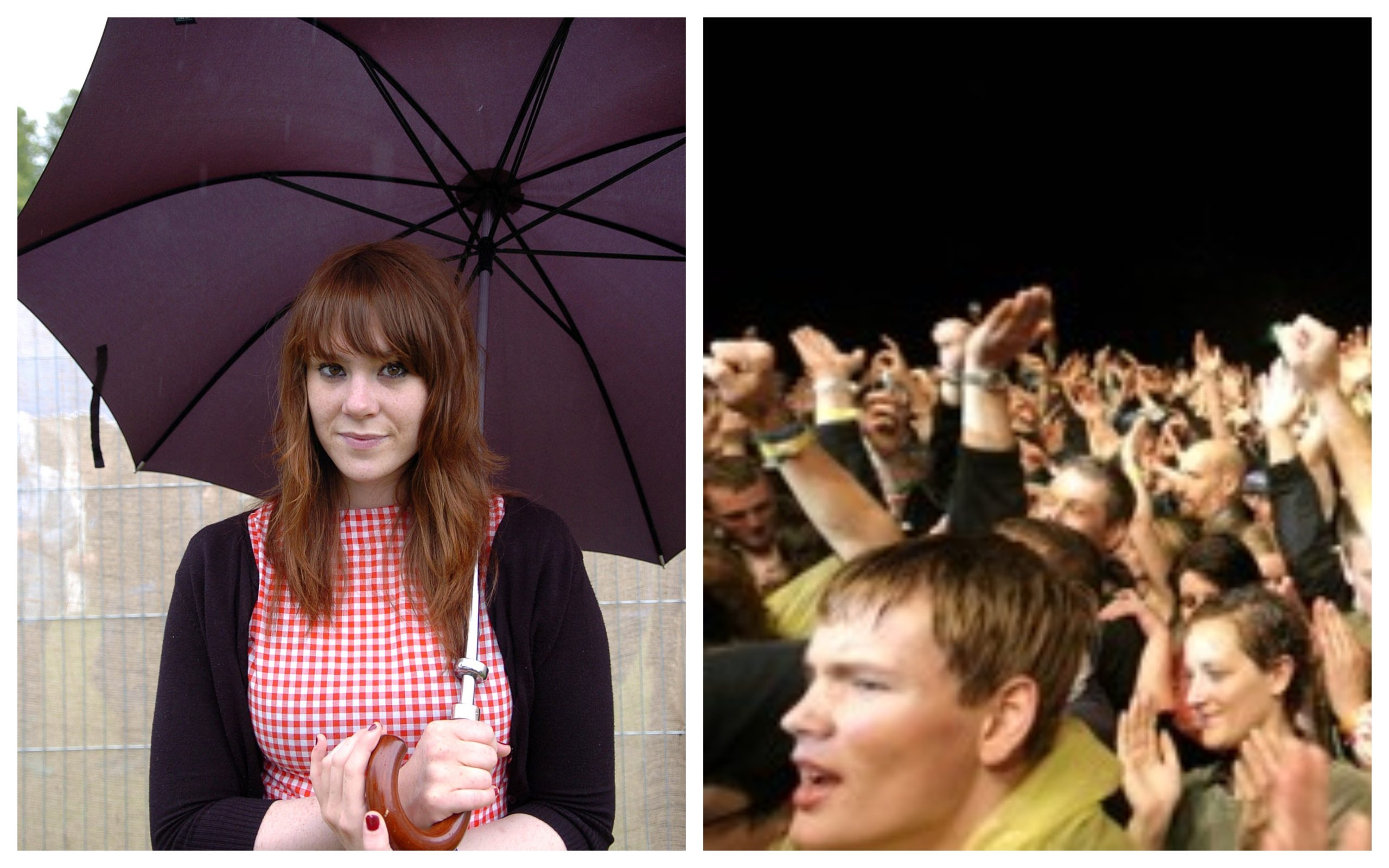 Kate Nash was one of the stars of Belladrum in 2007.