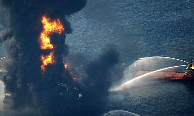 The 2010 Deepwater Horizon disaster