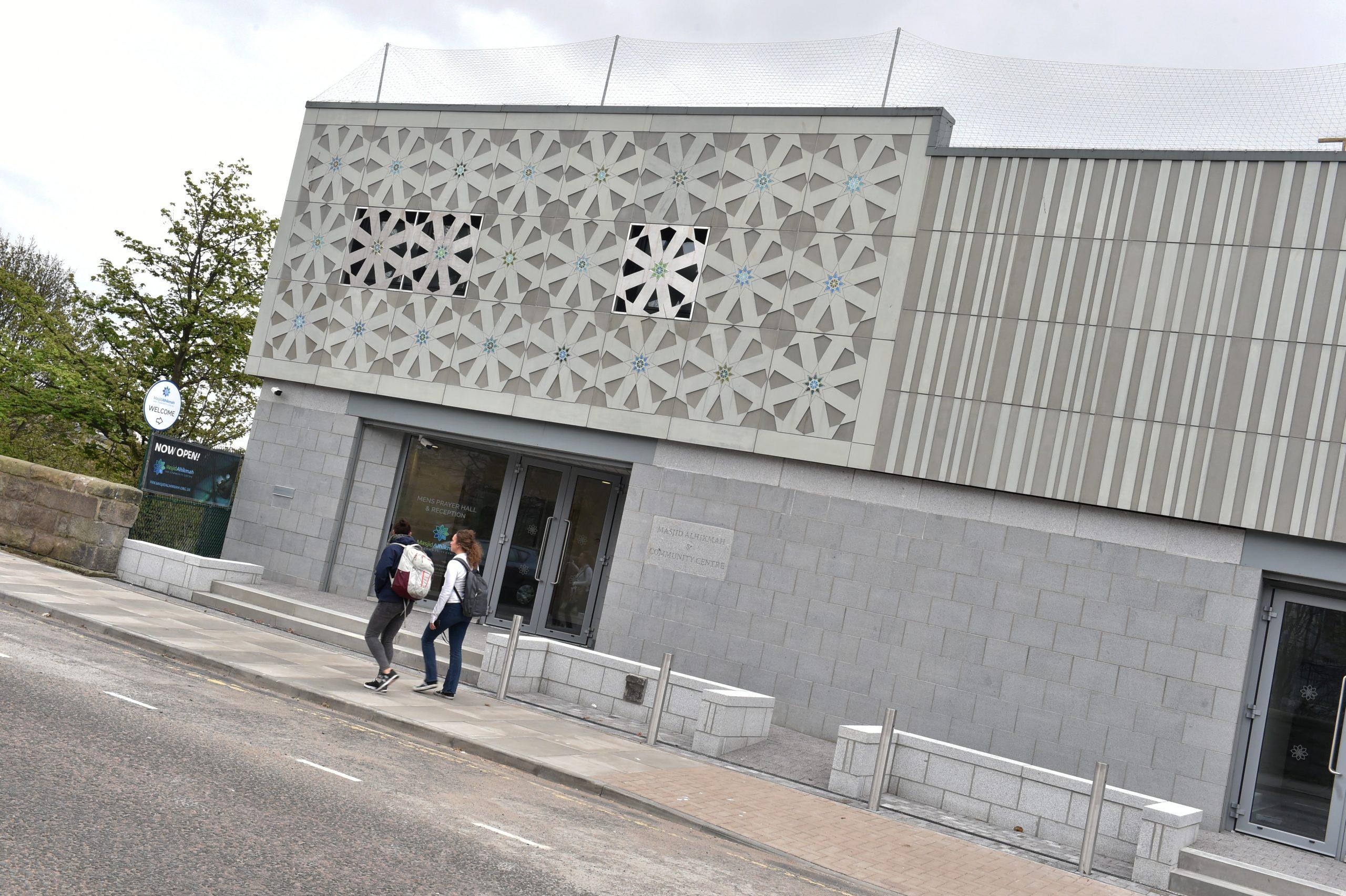 Masjid Alhikmah & Community Centre, Nelson Street, Aberdeen.  Picture by COLIN RENNIE