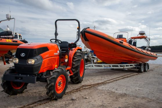 Miro's has bought a new tractor after receiving a funding boost.