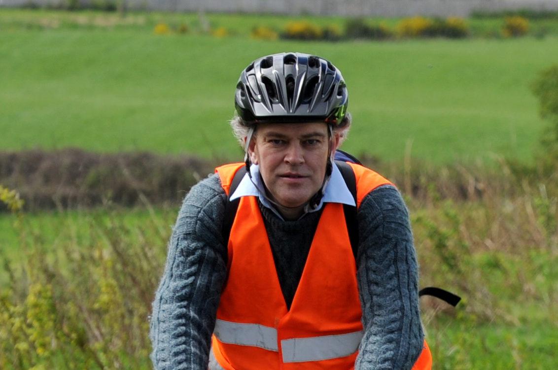 Councillor Martin Ford.