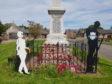 The New Byth war memorial