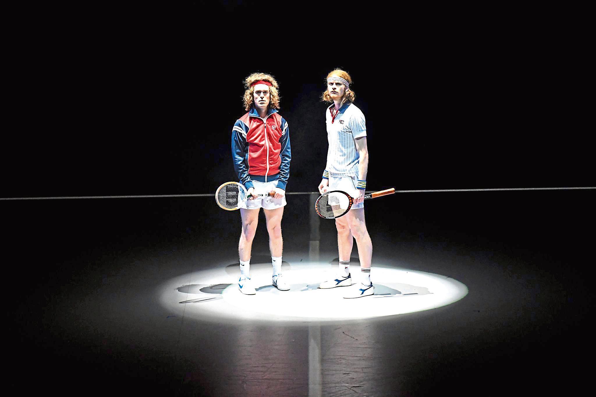 Signal2Noise helped recreate the legendary Wimbledon Final between Bjorn Borg and John McEnroe