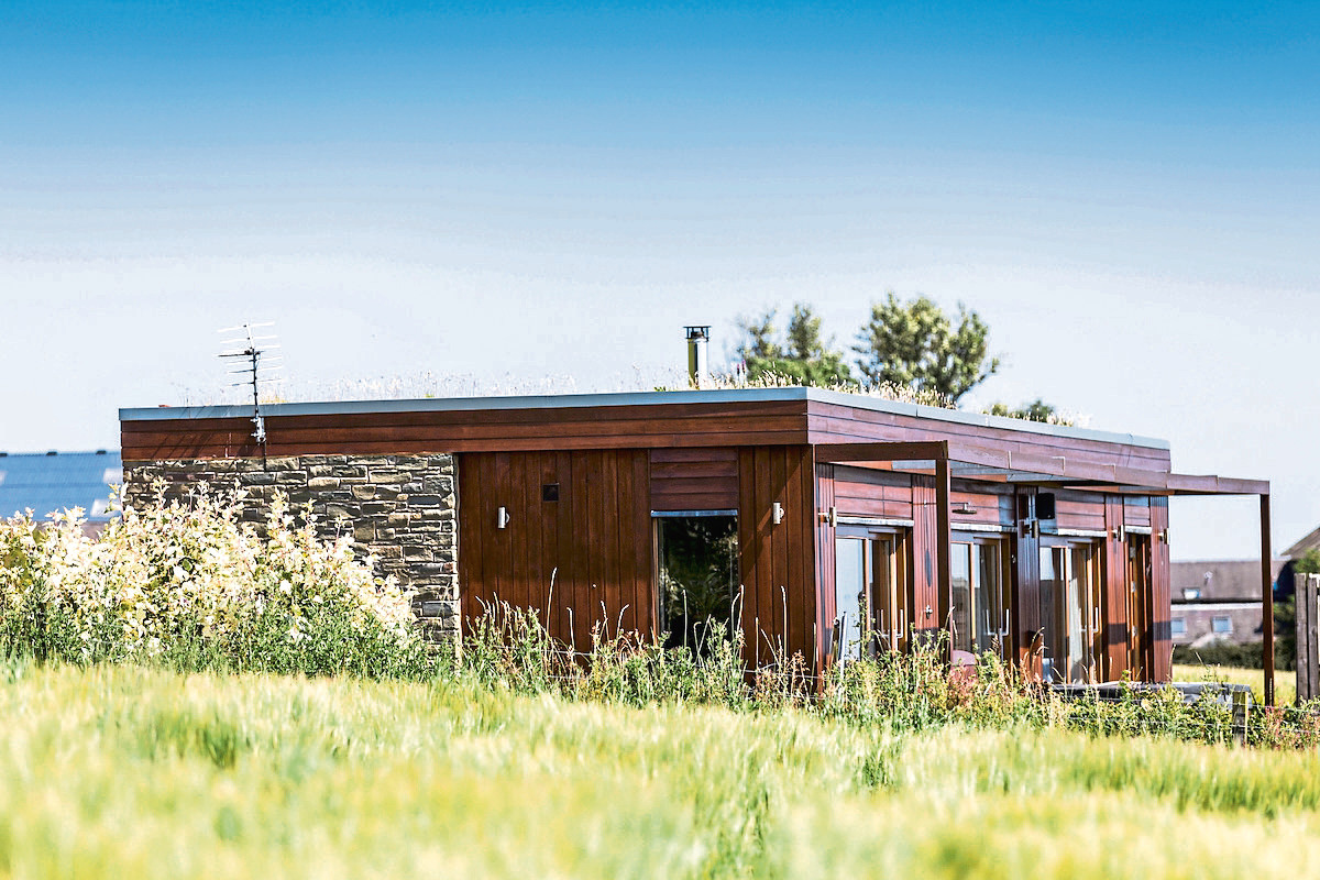 The Hideaway Experience in Angus is one of the success stories for Scotland's agritourism.