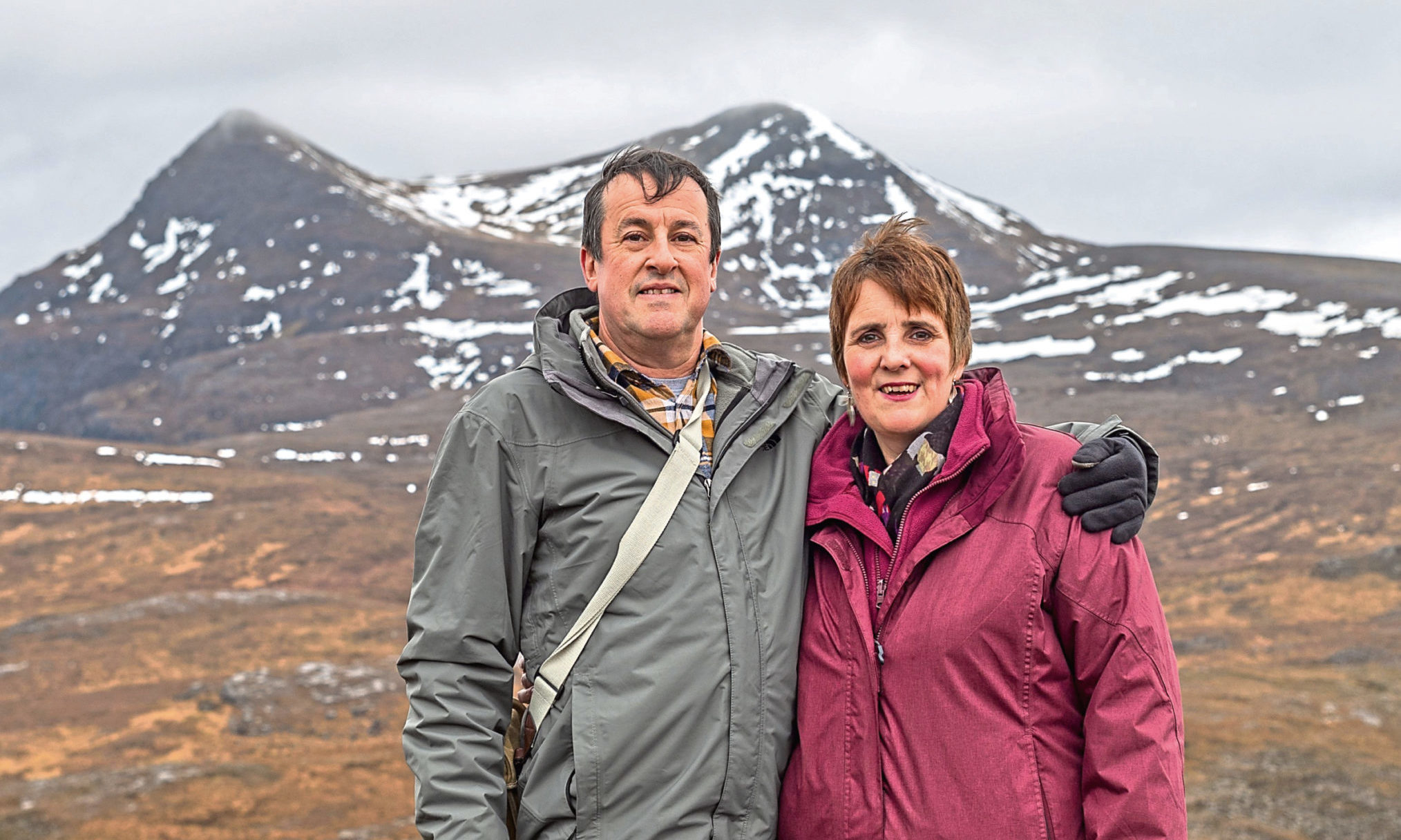 Phill and Carmen Beale, who run Guisachan Guesthouse in Fort William.