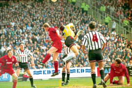 Duncan Shearer: I can't believe it's 25 years since we gave our all to save Aberdeen from relegation