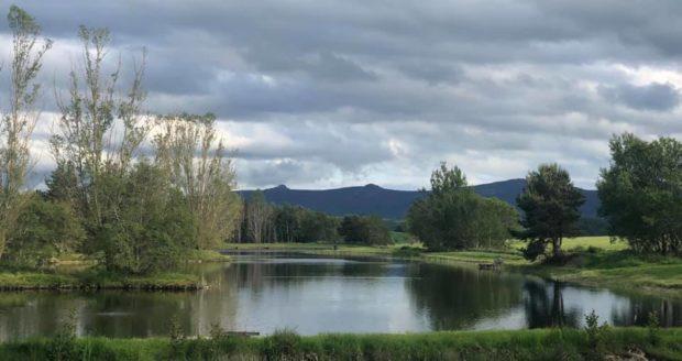 Loch Insch fishery