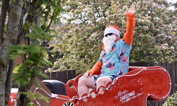 My Claus in Ellon