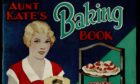 Aunt Kate's Baking Book from 1933.