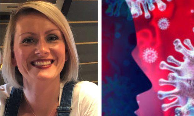 Antimicrobial Stewardship Nurse specialist, Jodie Christie.