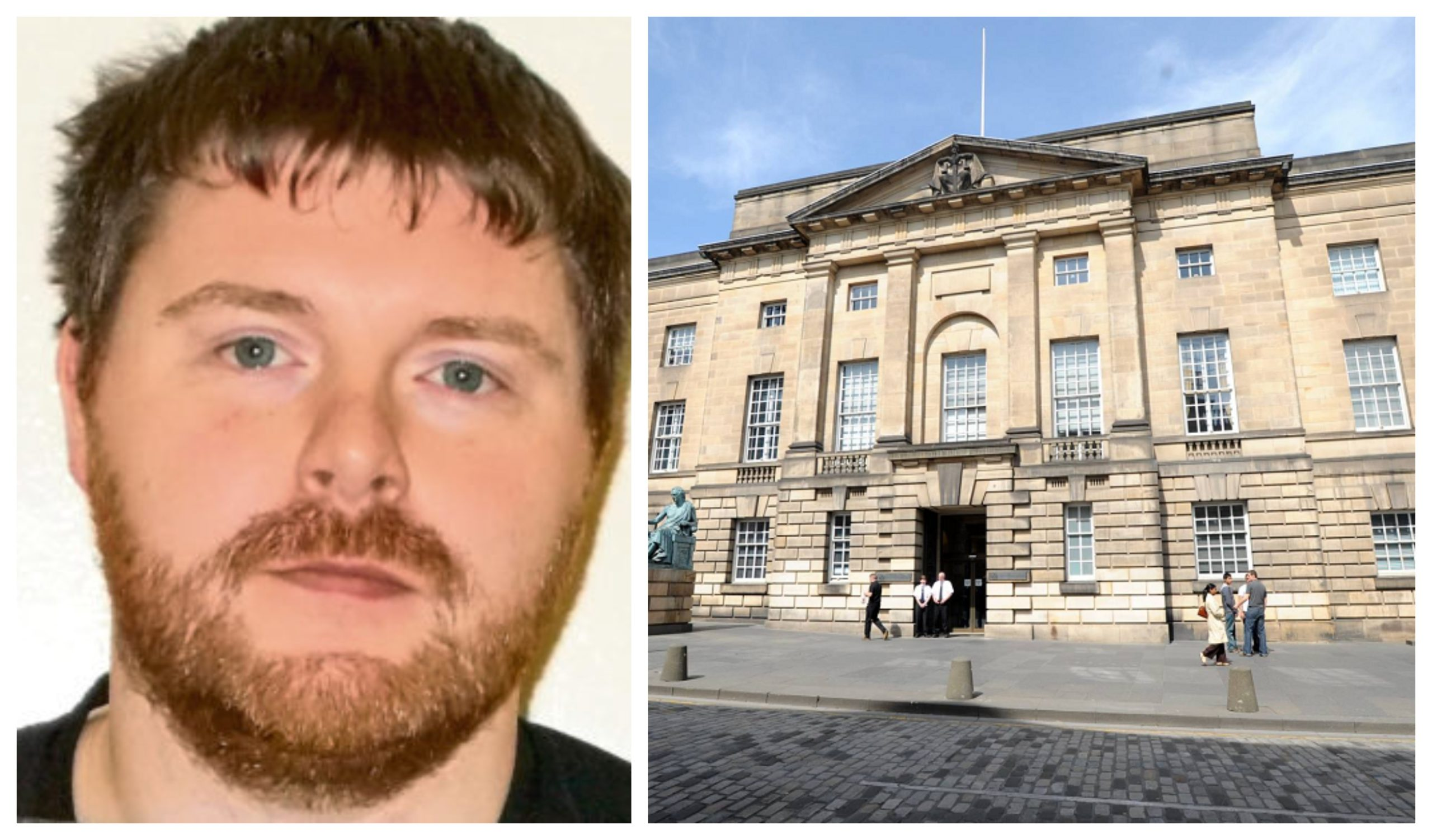 Alasdair McCulloch  pleaded guilty at the High Court in Edinburgh.
