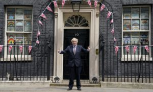 Downing Street union