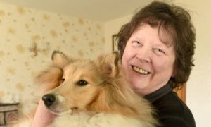 Iona Nicol of the Munlochy Animal Aid. Picture by Sandy McCook