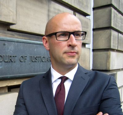 Solicitor Advocate Ian Woodward-Nutt