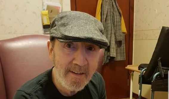Colin Harris died of Covid-19 at Home Farm care home in Portree.