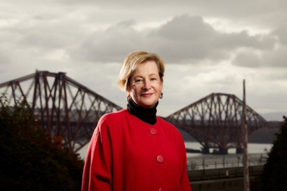 Scottish Council for Development and Industry chief executive Sara Thiam