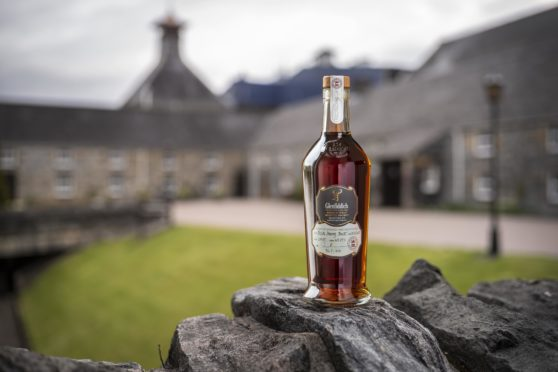 Glenfiddich set to launch charity auction.