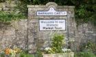 Barnard Castle in County Durham.
