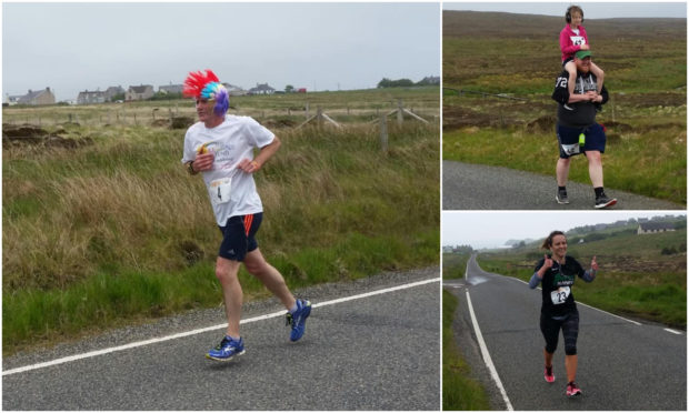 The traditional 5/10k event for The Leanne Fund has been taken online due to the Coronavirus pandemic
