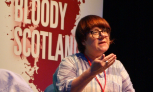 Louise Welsh has contributed to a new charity book project.