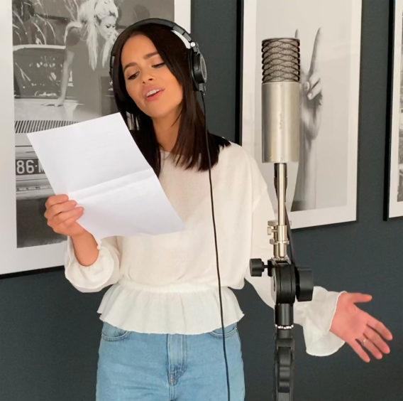Northern Irish singer Mairead Carlin