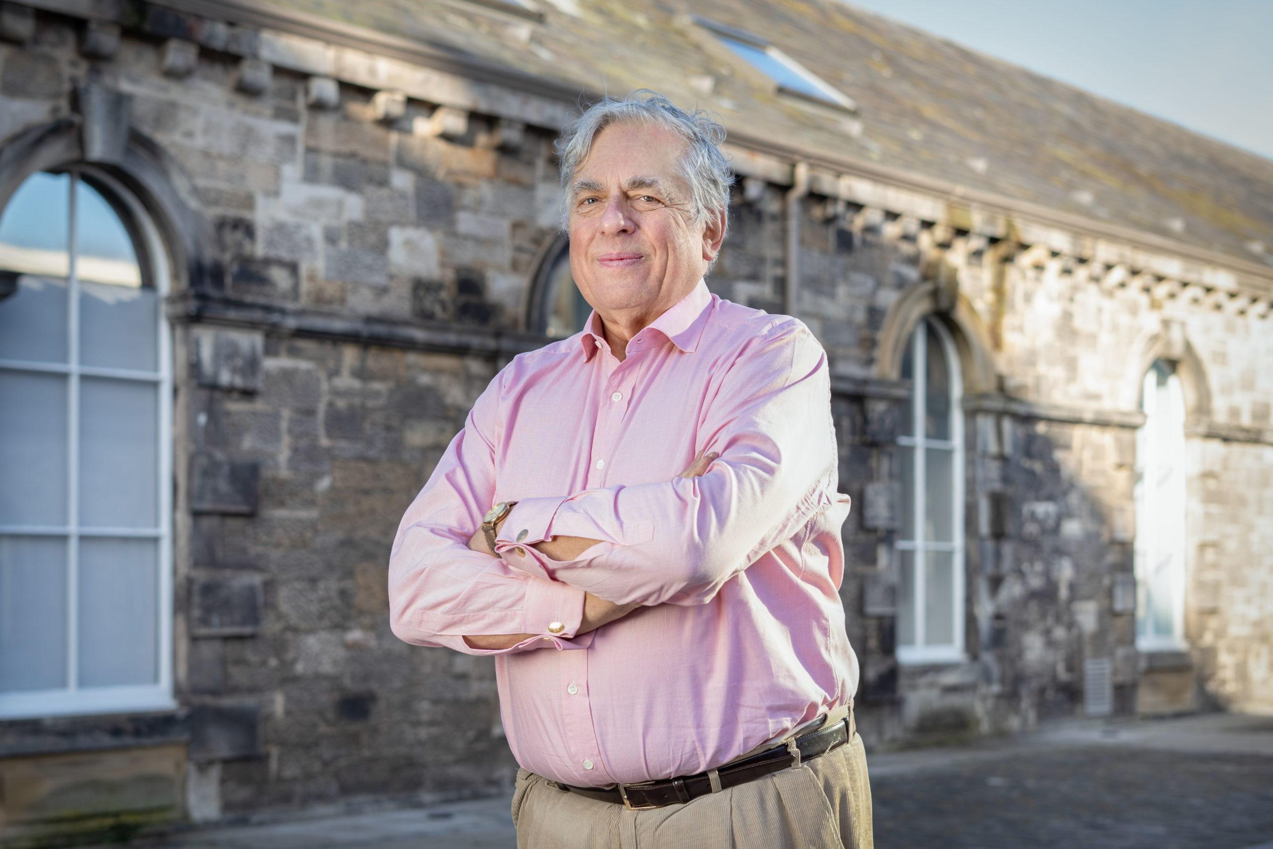 Scottish Land and Estates chairman, Mark Tennant.