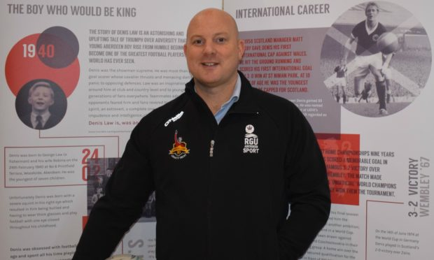 Mark Williams, chief operating officer of Streetsport.