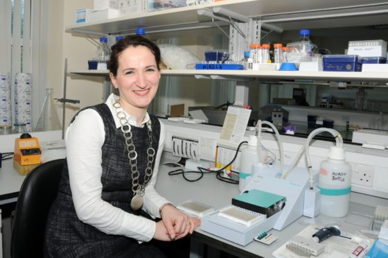 Mirela Delibegovic will lead the research at Aberdeen University.