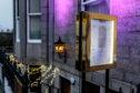 No 10 bar and restaurant in Aberdeen.