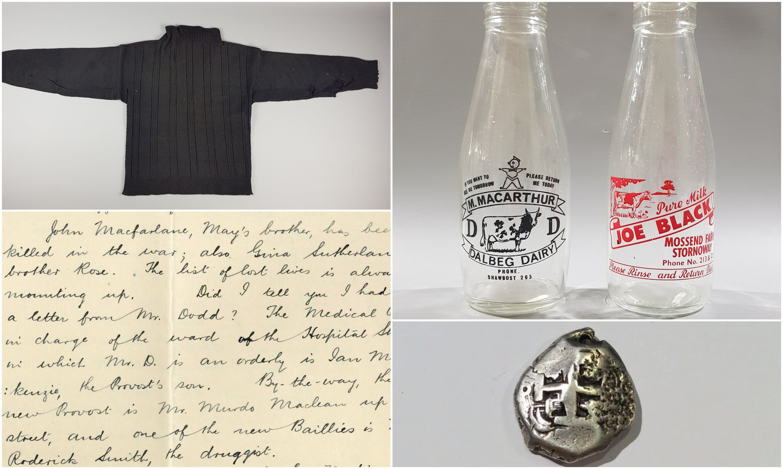 Some of the more popular items included as part of the digital upload