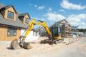 Construction is already underway on housing developments in Elgin.