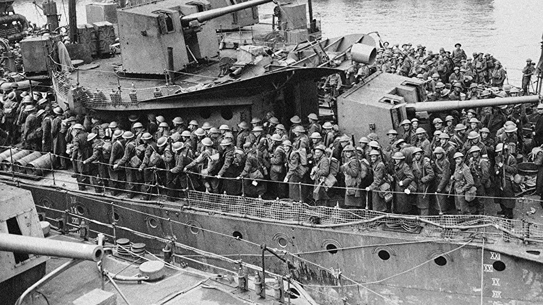 The Royal Scots played a heroic role at Dunkirk.