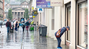 Coronavirus testing centres could be moving on to the nation's high streets.