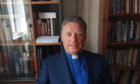Reverend Iain MacLeod is looking forward to joining his congregation in person.