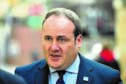 Scottish Government Energy Minister Paul Wheelhouse. Picture by Sandy McCook